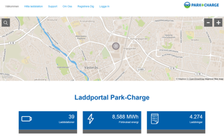 https://laddportal.park-charge.se/