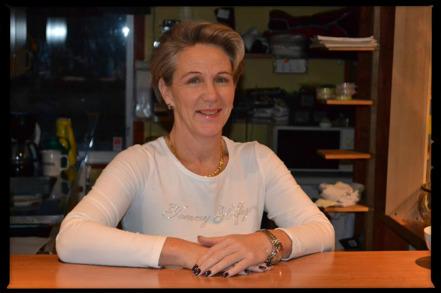 Monica Barrnäs - länken till ordning och reda på House of Samurai