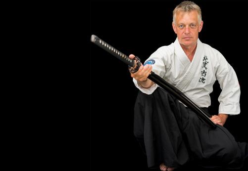 Renshi Rolf Niemann 6 Dan