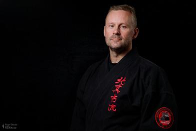 Henrik Svensson - 2 Dan Hoku Shin Ko Ryu Jujutsu