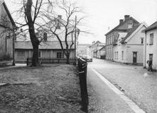 Lyrisk bild från Skövde - Bonniertidnings- pris 1960-tal - foto Claes Funck, copyright