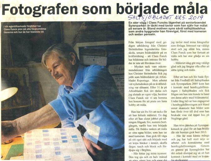 Saltsjöbladet 2 - klicka gärna på texten för att läsa bättre!
