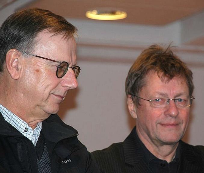 Sven Melander o Lasse Sandin