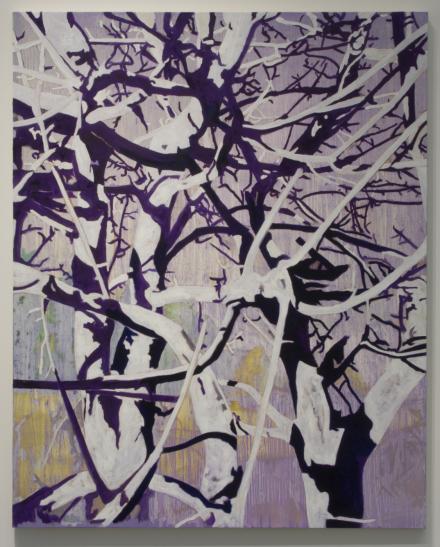 Stagflation - 2017 - oil on canvas 149*120 cm