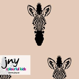 Jersey, JNY, Zebra - JNY Zebra beige