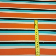 Marimekko interlock orange