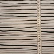 Strömming design Stripes grå