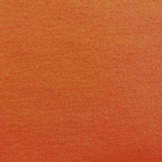 Ullfrotté bränd orange -
