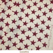 Merinoull stjärnor, plommon
