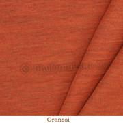 Merinoull, interlock, orangemelerad