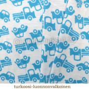 Merinoull bilar turkos