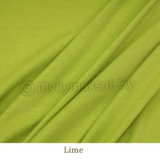 Merinoull enfärgad innerlock lime - Merinoull interlock lime