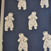 Isbjörnar blå