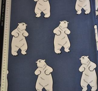 Isbjörnar blå -