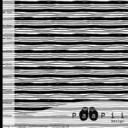 Paapiis svartvita lines