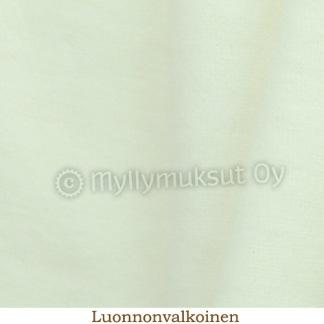 Stretching merinoullsfrotté, naturvit - Stretchig merinoullsfrotté