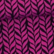 Plait purple