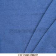 Merinoull blå interlock