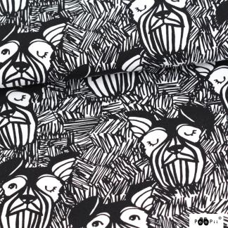Schnauzrar svart/vit - Schnauzrar svart vit