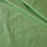 Enfärgad jersey ljus, lindblomsgrön
