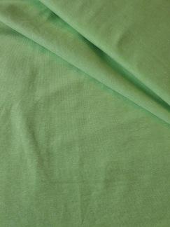 Enfärgad jersey ljus, lindblomsgrön - Enfärgad jersey ljus, lindblomsfärgad