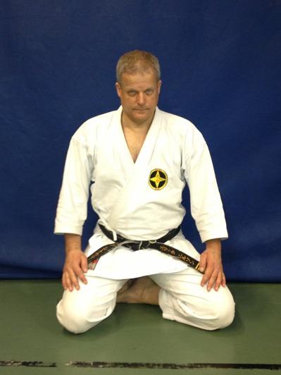 Kancho Erik Nilsson Hikarikai