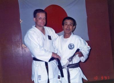 Soke Kaneta Seishinkai Martial arts  Kanetakai