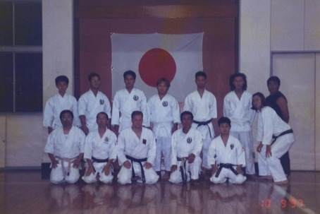Seishinkai Martial arts Kanetakai