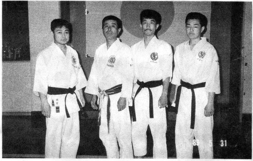 Toshio Kaneta ,  Seishinkai 1989