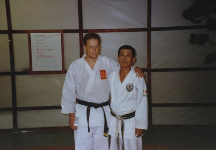Erik Nilsson , Toshio Kaneta