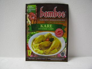 Bamboe Kare -