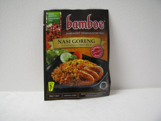 Bamboe Nasi Goreng Kryddor -