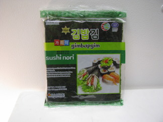 gimbapgim Sushi-Nori -