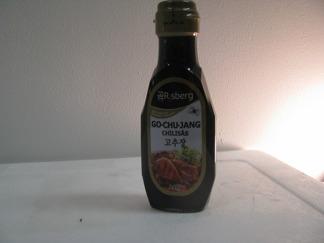 Risberg Go-Chu-Jang Chilisås -
