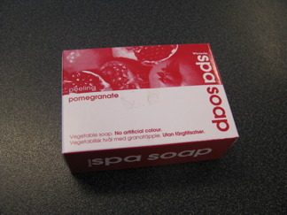 Spatvål Pomegranate -