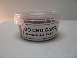 GO CHU GARO KOREANSK CHILI I FLINGOR -