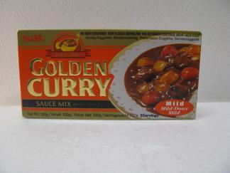 S&B golden curry -