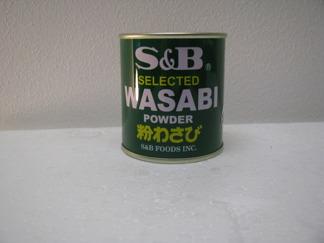 S&B Wasabipulver -