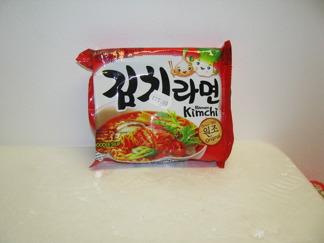Samyang ramen kimchi -