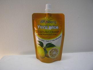 Yuzu juice Risberg -