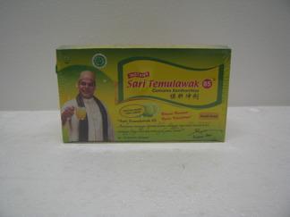 Sari Temulawak (Lime) -
