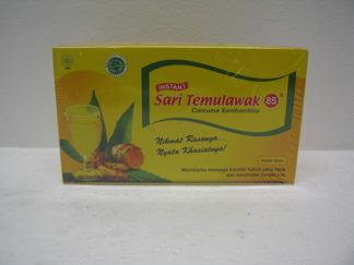 Sari Temulawak (Orginal) -