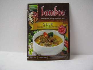 Bamboe Gule Kryddor -