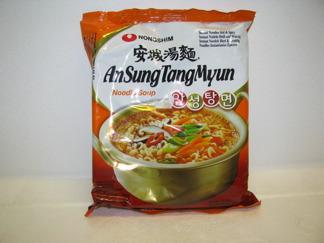 Nongshim An sung tang myun -