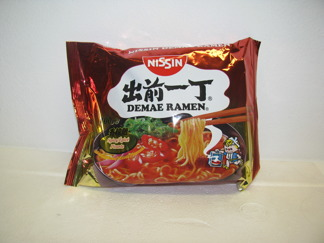 Demae ramen kryddad - spicy