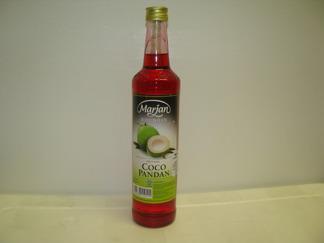 Coco Pandan Sirup -