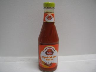 ABC Original Chilisås Sambal Asli -