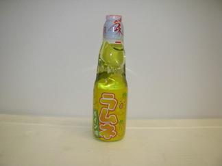 Japansk läsk, Ramune ananas -