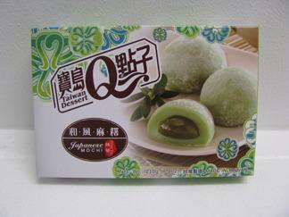 Mochi Grönt Te -