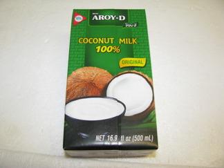Kokosmjölk 100% / AROY-D -